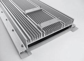extruded heat sinks